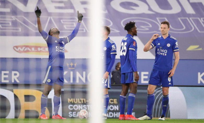 Pogba Fa Kuo, Leicester in the semifinals of Grazie-Iheanacho