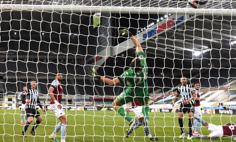 Premier League, Newcastle see Aston Villa recover