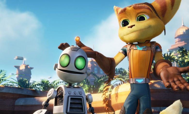 Ratchet & Clank, surprise!  PS5 60fps patch is already available!