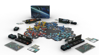 Photo of Stellaris Infinite Legacy, found on Kickstarter, is a 4X board game from Paradox Interactive – Nerd4.life