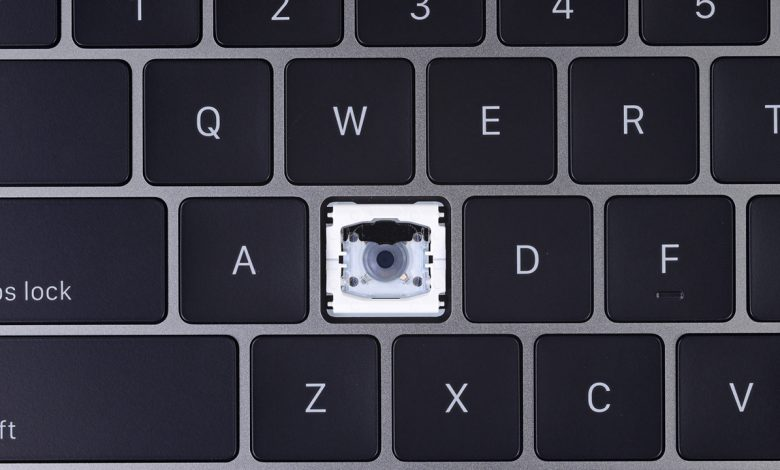 The MacBook Butterfly keyboard suit has become a class action in the United States