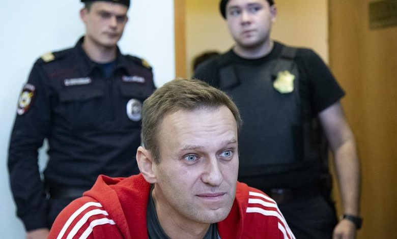 The Navalny Case: The United States has sanctioned seven Russian officials