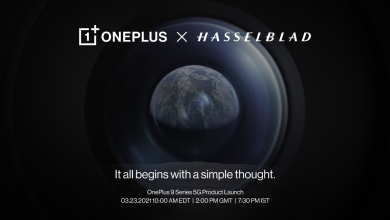 Photo of The OnePlus 9 arrives on March 23 and focuses everything on the camera with Hasselblad