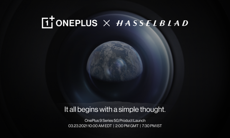The OnePlus 9 arrives on March 23 and focuses everything on the camera with Hasselblad