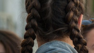 Photo of The secret to thick, voluminous braids even for the finest, no-attachment hair