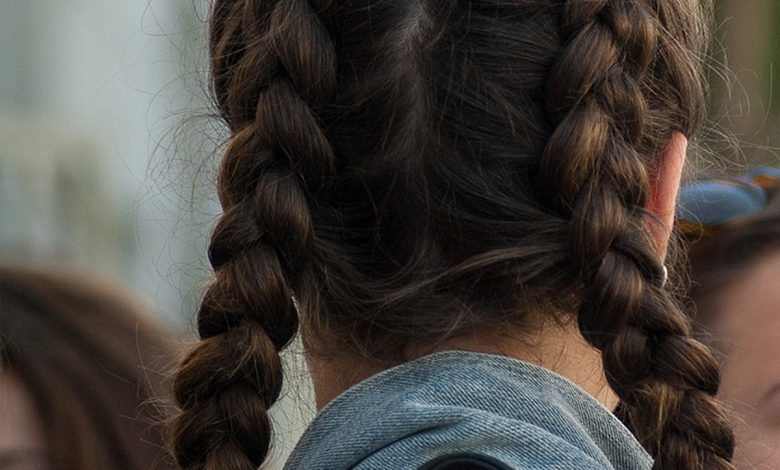 The secret to thick, voluminous braids even for the finest, no-attachment hair