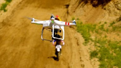 Photo of UK: Police are raising drones against thieves (and Enduro riders)
