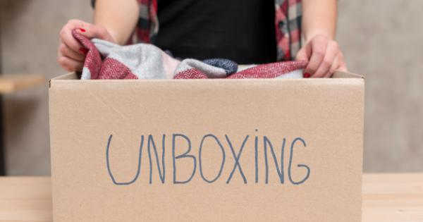 Unboxing - Sentimental E-Commerce