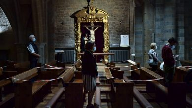 Photo of Vox wants to save the crosses from the Christian phobia that is progressing in Spain