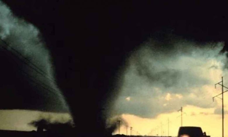 Weather - Tornado train crash in Alabama, United States;  Heavy damage, here are all the details