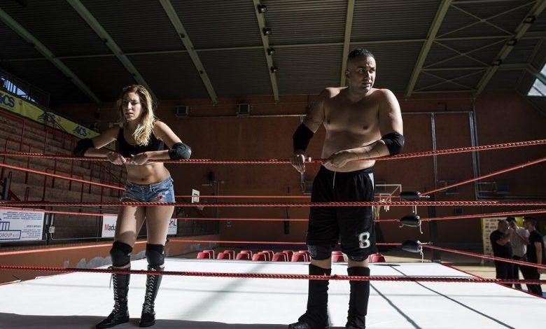 Wrestlove fought love running