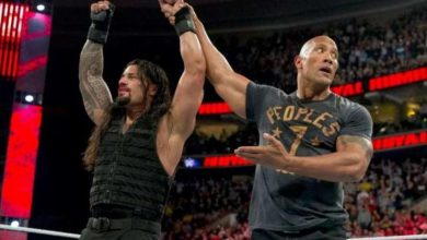 "Photo of ""My event with The Rock? You gotta see what the WWE fans want"""