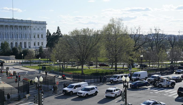 What happened on the Capitol yesterday