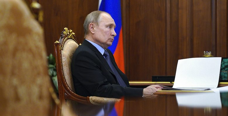 Vladimir Putin passed a law that would allow him to remain in power until 2036