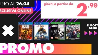 Photo of Hundreds of PS4, Switch and Xbox One games off from € 2.98 – Nerd4.life