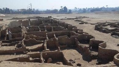 Photo of The ruins of a 3,000-year-old city have been found in Egypt