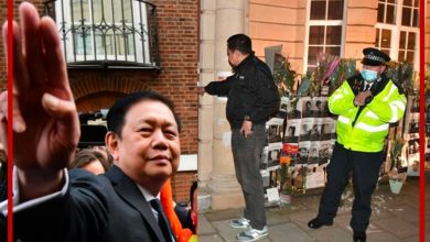 Photo of United kingdom.  London grants temporary asylum to the expelled Myanmar ambassador
