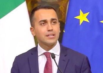 Italy - USA: Di Maio listens to trade actress Catherine Tay