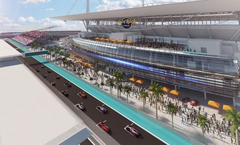 F1 lands in Miami from 2022 and with Austin doubles in the US