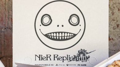 Photo of NieR Replicant version 1.22474487139, special game pizzas available in Milan – Nerd4.life