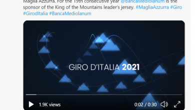 Photo of Giro d'Italia-2021: When to start and where to see it