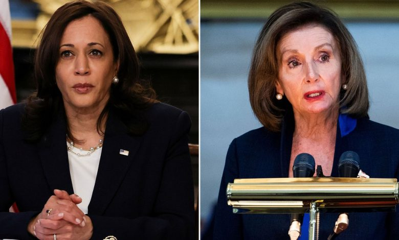 For the first time, two women will accompany the President of the United States in his speech to Congress