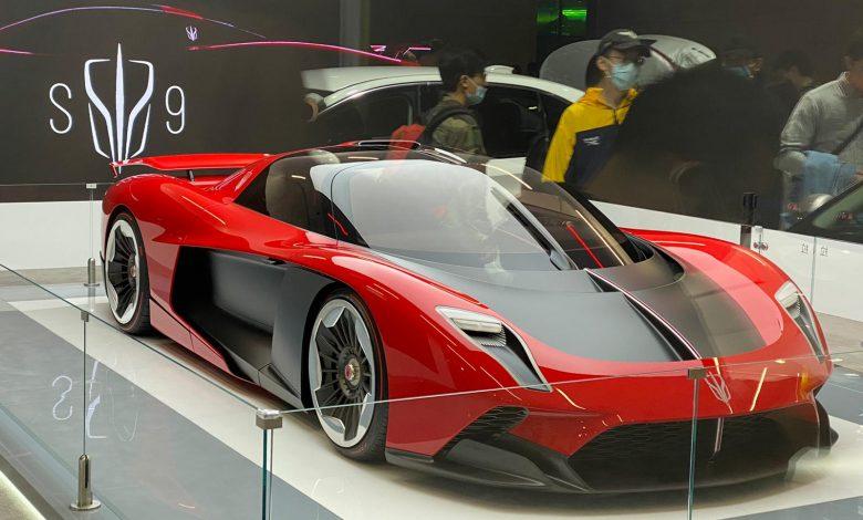 Faw Silk chose Reggio Emilia to produce the electric supercar.  Reggionline Videos -Telereggio - Latest Reggionline news |