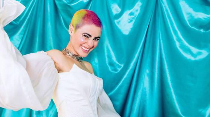 Australia and Eurovision, Montaigne compete via remote - performances