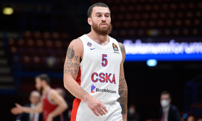 Basketball, Mike James leaves CSKA Moscow and moves to Brooklyn Nets - OA Sport