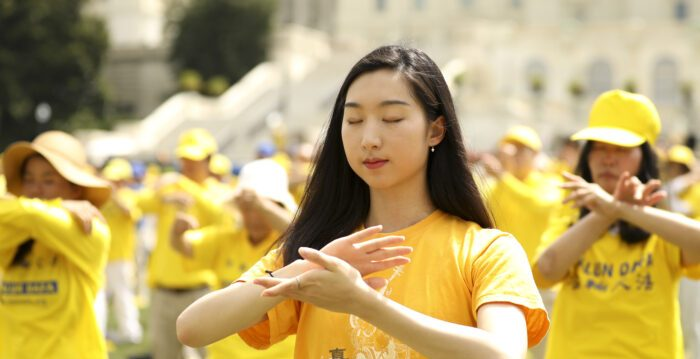 Beijing is targeting Falun Gong refugees in the United States