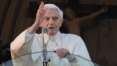 "Photo of Benedict XVI is now 94 years old, the secret of his resignation, but his certainty: ""The Pope is one."""