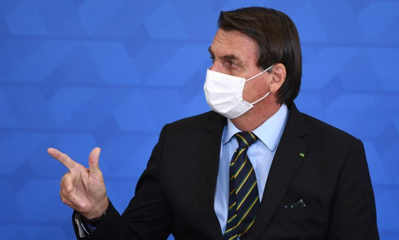 Bolsonaro threatens to use the military against anti-COVID restrictions