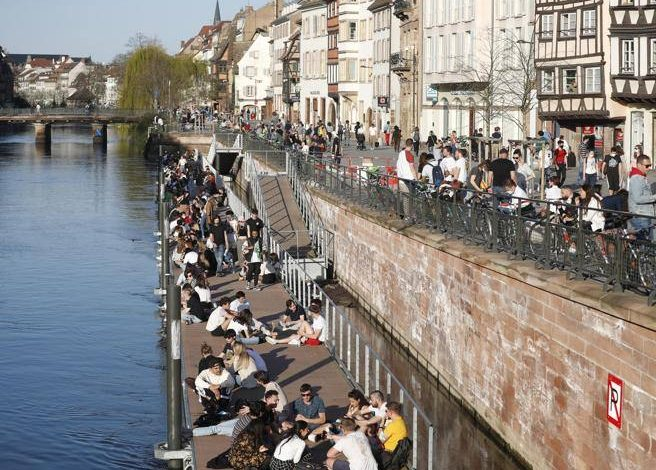 Climate, in March, all heat records in Europe (and beyond) are shattered - Corriere.it