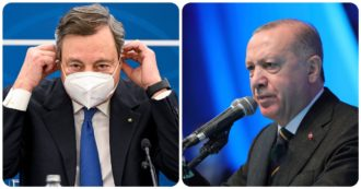 Sauvagati, the European Union flees the controversy between Draghi and Erdogan: