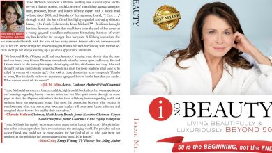 Photo of I On Beauty – Living Beautifully and Luxuriously Beyond 50