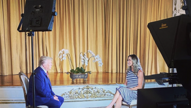 Photo of Facebook Censored Interview: This is what Trump said on TV