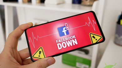 Photo of Facebook and Instagram down tonight April 8, what's going on (UPDATED)