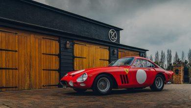 Photo of Ferrari 330 LMB and Bell Sport & Classic revive the classic legend