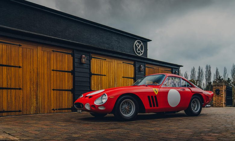 Ferrari 330 LMB and Bell Sport & Classic revive the classic legend