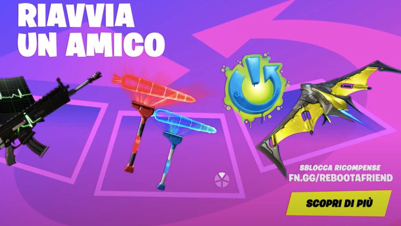 Photo of Fortnite, many new free rewards: Here's how to get them