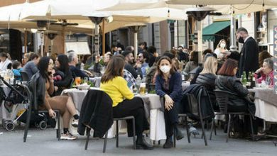 Photo of Gyms, bars, restaurants and cinemas prepare for the big day.  Italy wants to start over