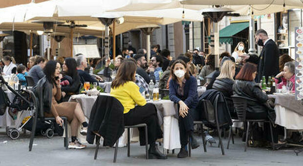 Gyms, bars, restaurants and cinemas prepare for the big day.  Italy wants to start over