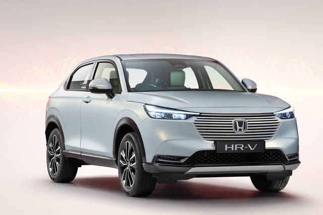 Honda HR-V: diffusi nuovi dettagli