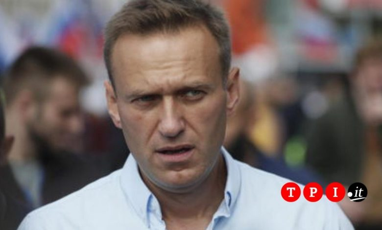 """""""If Navalny dies, there will be consequences for Russia."""""""