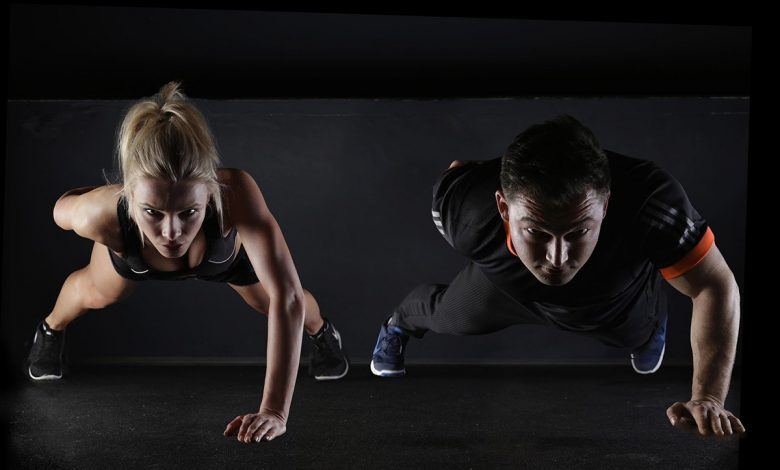 It's amazing but doing this simple body weight exercise is enough to train the whole body