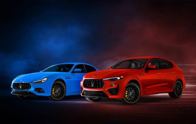 La Maserati annuncia le F Tributo Special Edition
