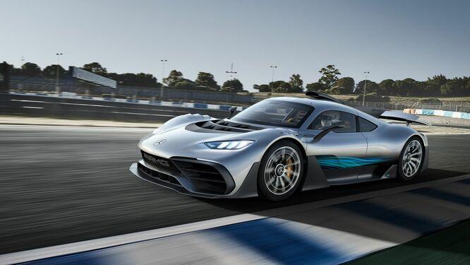 Mercedes-AMG One, i primi test sono un disastro