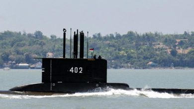 Photo of Missing submarine in Indonesia, a body found |  Mite oxygen