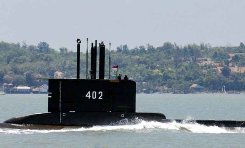 Missing submarine in Indonesia, a body found |  Mite oxygen