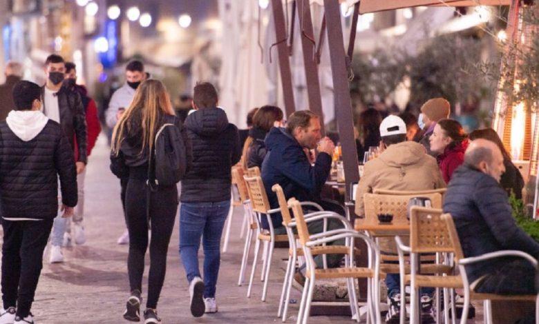 Ipotesi riaperture da maggio: ristoranti all
